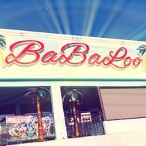 photo of babaloo lounge restaurant