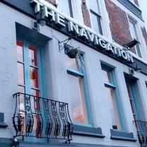 photo of navigation inn restaurant