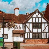 photo of the meathouse restaurant