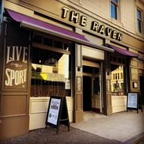 photo of the raven restaurant