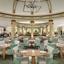 photo of laurel court restaurant & bar - fairmont san francisco restaurant