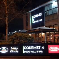 photo of gourmet 4 hagley road restaurant