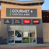 photo of gourmet 4 hedge end restaurant