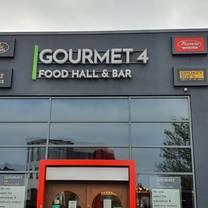 photo of gourmet 4 crewe restaurant