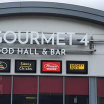 photo of gourmet 4 liverpool bromborough restaurant