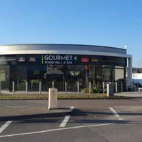 photo of gourmet 4 newport restaurant