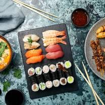 foto von sagano sushi & asian lounge restaurant