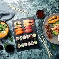 foto von namu sushi lounge restaurant