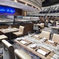 photo of top of the world restaurant - the strat hotel & casino restaurant