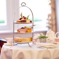 photo of afternoon tea at the lounge at the royal horseguards restaurant