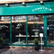 photo of le comptoir cafe restaurant