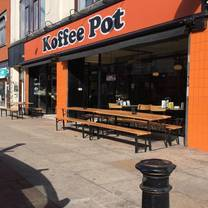photo of the koffee pot restaurant