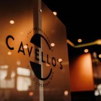 photo of cavellos restaurant