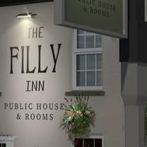 photo of filly inn restaurant