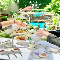 photo of the palm court at the ritz-carlton – the afternoon tea experience restaurant