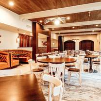 photo of the spanish room at the casa de palmas restaurant