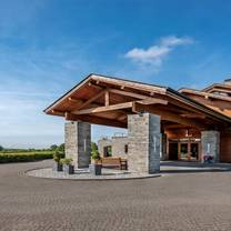 photo of clubhouse at luttrellstown castle resort restaurant