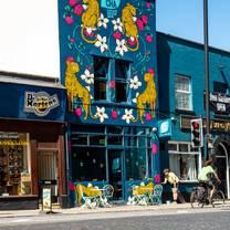 photo of koocha mezze bar restaurant