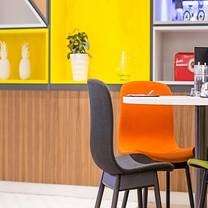 photo of holiday inn southampton-eastleigh m3,jct13 restaurant