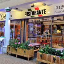 photo of pizza calzone banbury restaurant