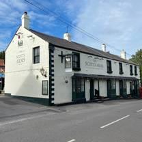 photo of scott's arms restaurant