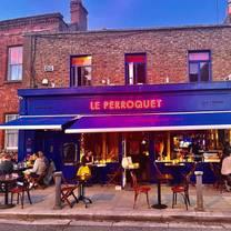photo of le perroquet restaurant