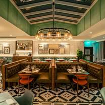 photo of the folio bar & kitchen restaurant