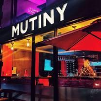 photo of mutiny loft restaurant