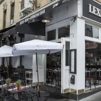 photo of lexington pizza parlour restaurant