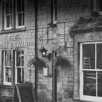 photo of the bear & swan restaurant