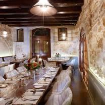 photo of serenissima restaurant restaurant