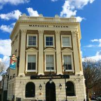 photo of the marquess tavern restaurant