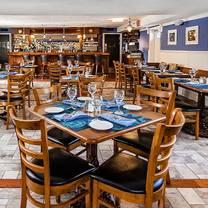 photo of normandie seaside cafe at west wind inn restaurant
