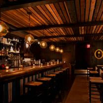 photo of bodega negra at dream downtown restaurant