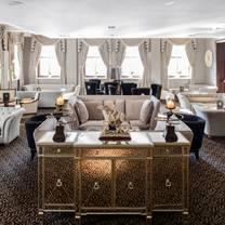 foto von afternoon tea at the lounge - vermont hotel restaurant