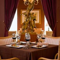 photo of chic restaurant