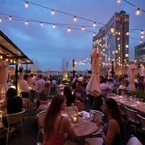 photo of stk rooftop restaurant