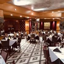 photo of the wine cellar at flight restaurant restaurant