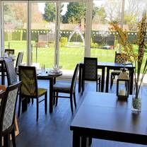 photo of priory hotel restaurant