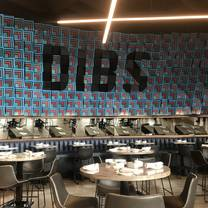 photo of dibs on victory restaurant
