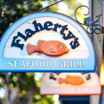 photo of flaherty's seafood grill & oyster bar restaurant