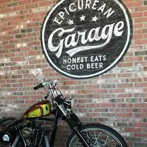 photo of epicurean garage restaurant