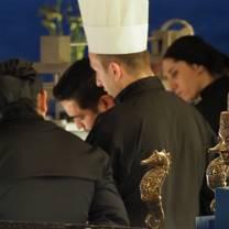 photo of buddha bar beach crete restaurant
