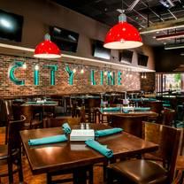 photo of city line bar & grill restaurant