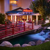 photo of mikado at desert springs jw marriott restaurant