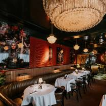 photo of martha's soho restaurant