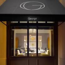 photo of george prime steak restaurant
