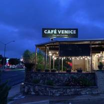 photo of cafe venice restaurant
