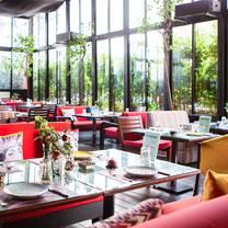 photo of the secret garden restaurant