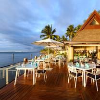 photo of wet edge – sheraton fiji resort restaurant